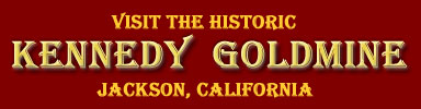 Visit the Historic Kennedy Gold Mine in Jackson, California