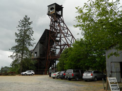 The Kennedy Gold Mine - Jackson CA